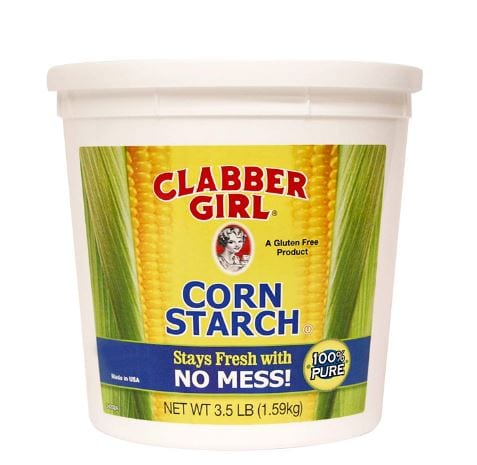 Clabber Girl, Corn Starch