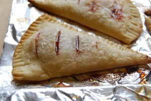 Cream Cheese and Jelly Turnovers Recipe