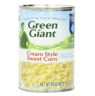 Green Giant Cream Style Corn
