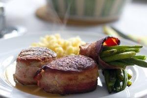 Crockpot Honey Balsamic Pork Loin Dinner Recipe