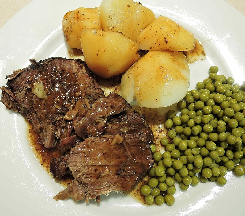 Crockpot Steak and the Works Recipe