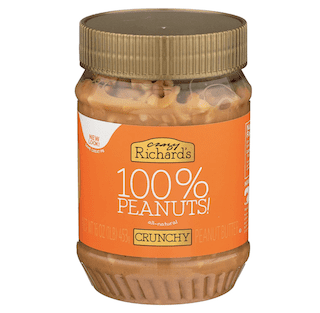 Crazy Richard's All Natural Crunchy Peanut Butter