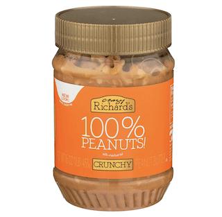 Crazy Richard's All Natural Crunchy Peanut Butter
