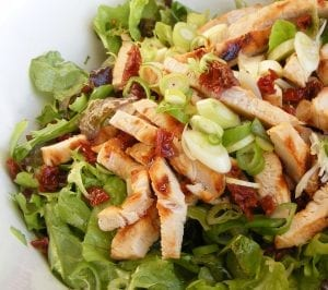 Crunchy Turkey Salad Recipe