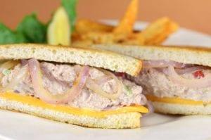 Copycat Culver's Tuna Melt Recipe