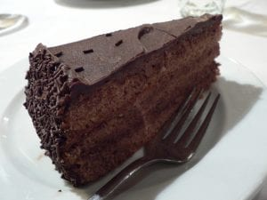 Devil Dump Cake (Dark Chocolate Cake) Recipe
