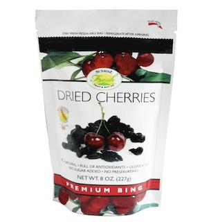 Dried Dark Sweet Cherries