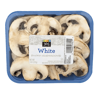 365 Everyday Value, White Sliced Mushrooms