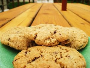 Fruity Oatmeal Cookies Recipe