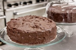 Fudge Butter Cake Recipe
