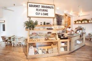 gourmet doughnuts cup cake barcelona