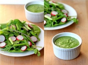 Green Goddess Salad Dressing Recipe