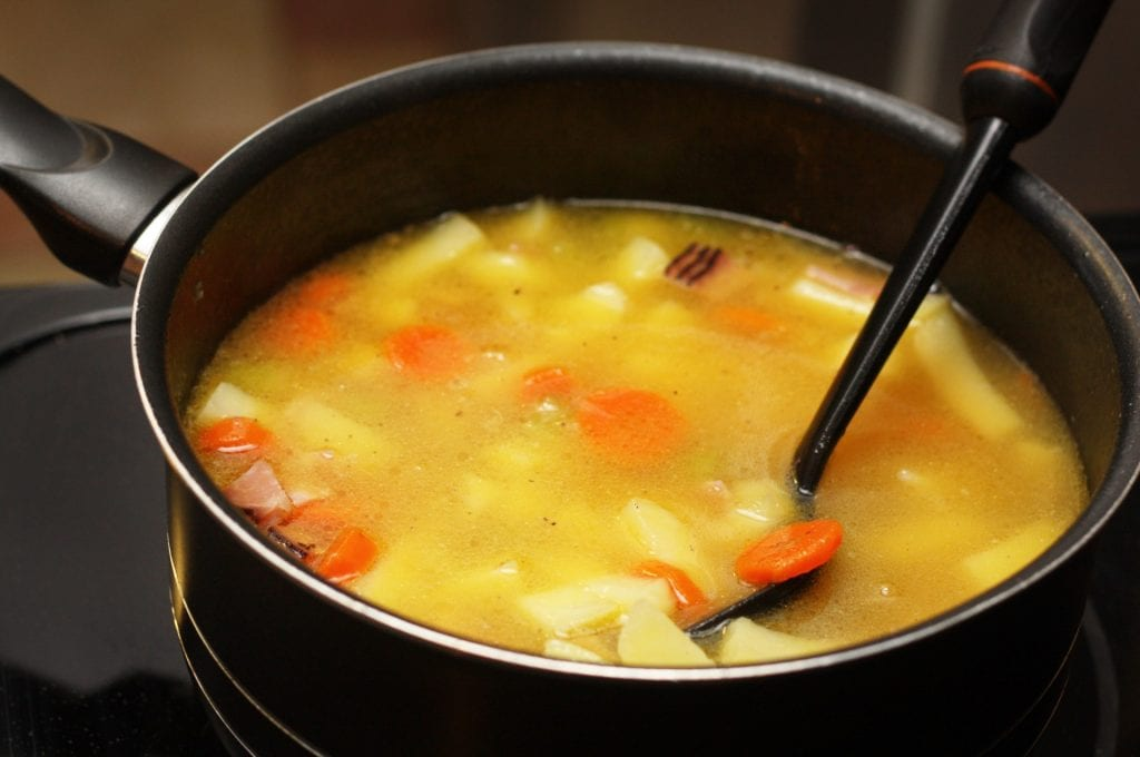 Healthy and Hearty Chicken Soup Recipe