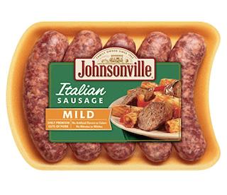 Johnsonville, Mild Italian Sausage
