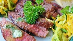 Copycat Johnnie's Vets Club Steak de Burgo Recipe