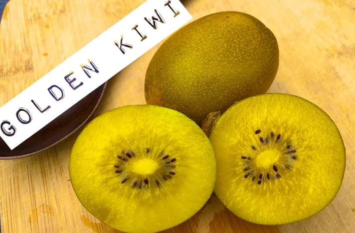 Fresh Golden Kiwi Fruit Kiwifruit