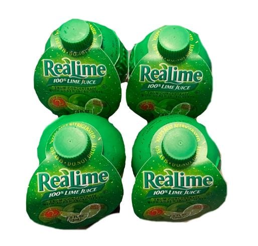ReaLime Lime Juice | Lime Juice From Concentrate