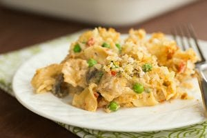 Make Ahead Tuna Noodle Casserole Recipe
