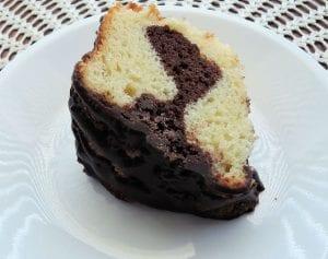 Marble Mug Cake Recipe