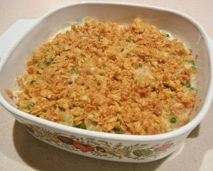 Microwaved Easy Tuna Casserole Recipe