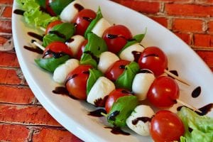Mozzarella Skewers Recipe