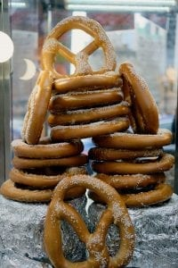 New York Salted Pretzels Recipe