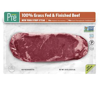 Pre, New York Strip Steak