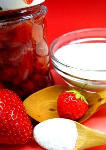 No-Cook Strawberry Freezer Jam Recipe