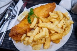 No-Fuss Fish and Chips Recipe