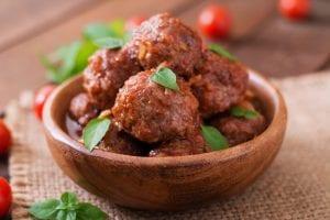 Copycat Old Spaghetti Factory's Classic Meatballs Recipe