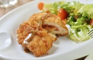 Pan Fried Chicken Breast with Brown Gravy Recipe
