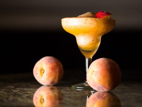 peach daiquiri recipe