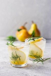Picante Pear Punch Recipe