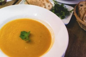 Pleasant Pumpkin Zucchini Soup Recipe