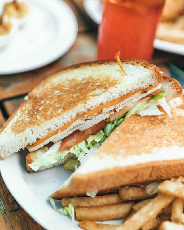 Prosperity Sandwich (Turkey and Ham Sandwich) Recipe