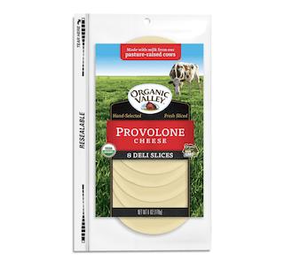 Organic Valley, Organic Provolone Cheese