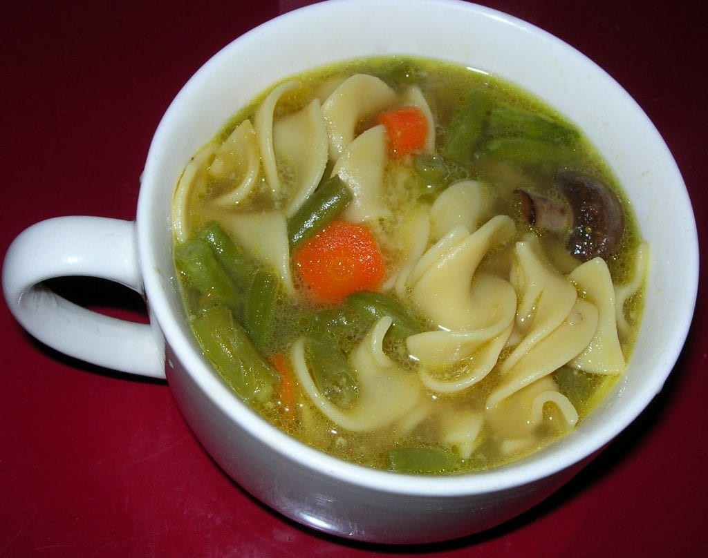 Quick and Easy Chicken Noodle Soup Recipe