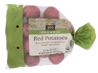 365 Everyday Value, Organic Red Potatoes