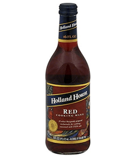 Holland House Cooking Wine, Red
