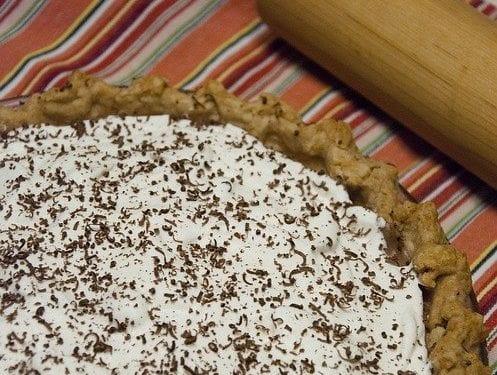 sweet french silk pie