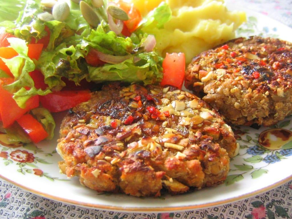 Salmon Patties Recipe