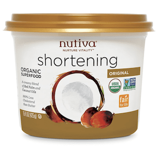 Nutiva Organic Shortening, Original