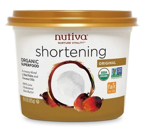 Nutiva Organic Shortening