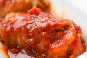 Stuffed Cabbage Recipe