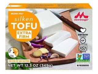 Mori-Nu Silken Tofu, Extra Firm,