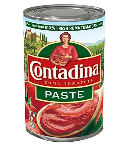 Contadina Canned Roma Style Tomato Paste