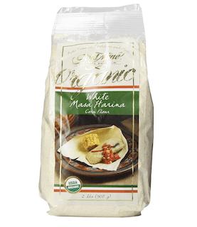 GoldMine Organic Masa Harina Corn Flour, White
