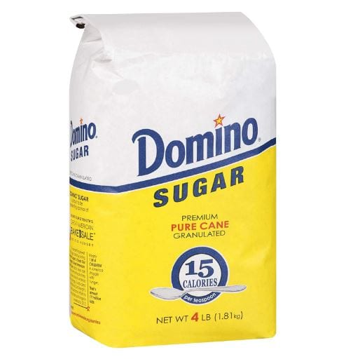 Domino Granulated Pure Cane White Sugar