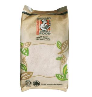 Radiant Wholemeal Bread Flour Organic
