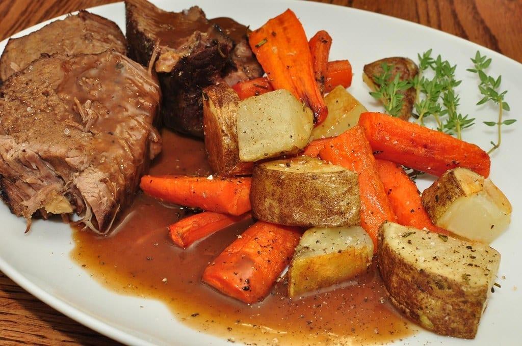 Yankee Pot Roast Recipe